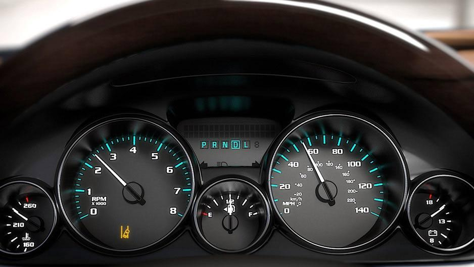 Blog Buick Enclave Speed