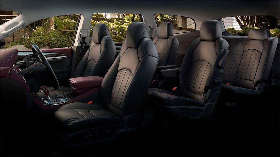 Blog Buick Enclave Interior