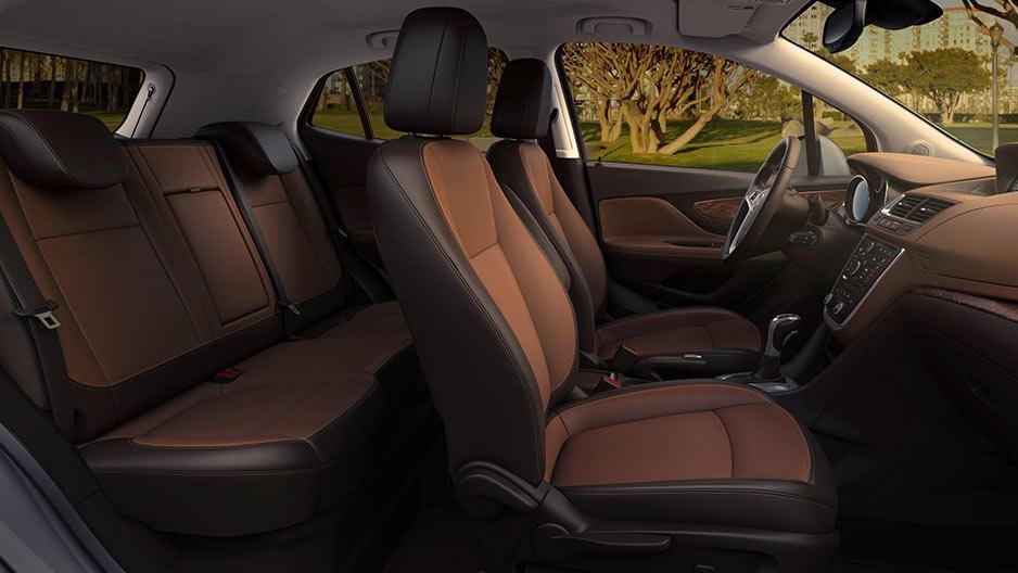 Buick Encore Interior