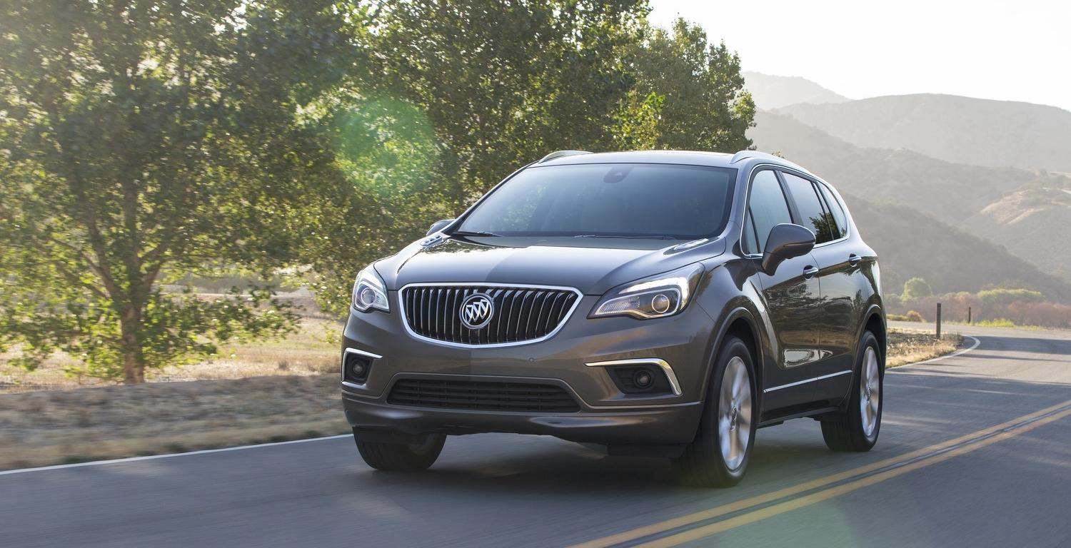 Buick Envision Exterior