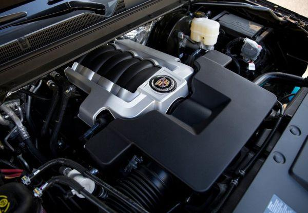 Cadillac Escalade Winnipeg Engine