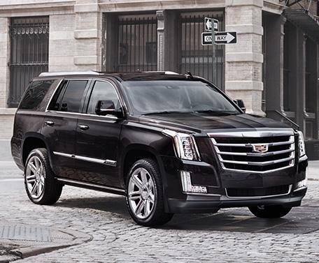 2018 Cadillac Escalade Brochure