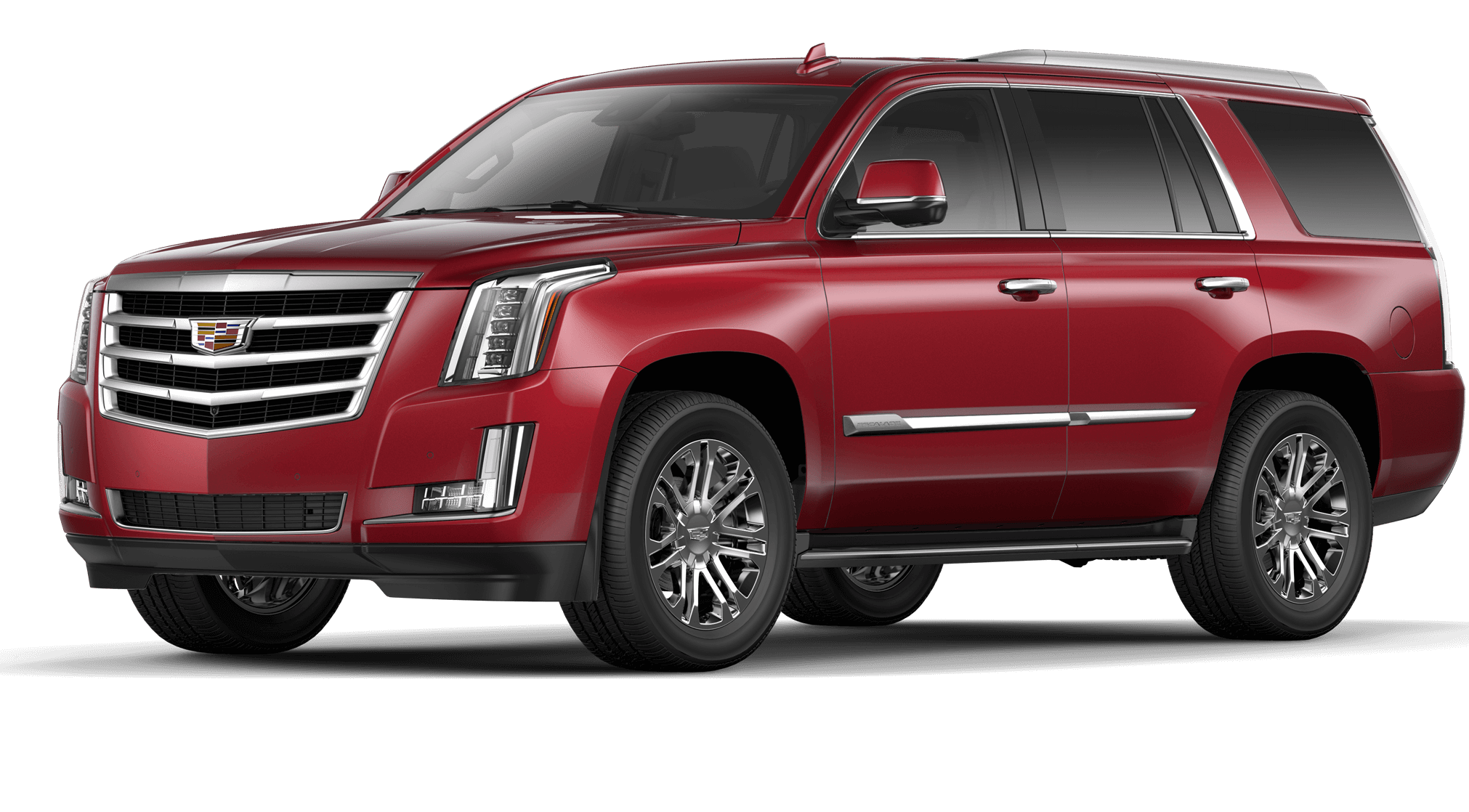 Cadillac Escalade Red Passion Tintcoat