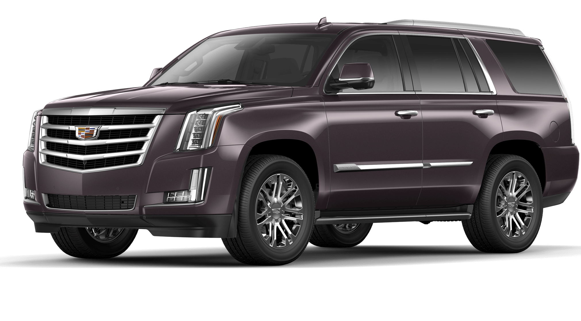 Cadillac Escalade Majestic Plum Metallic