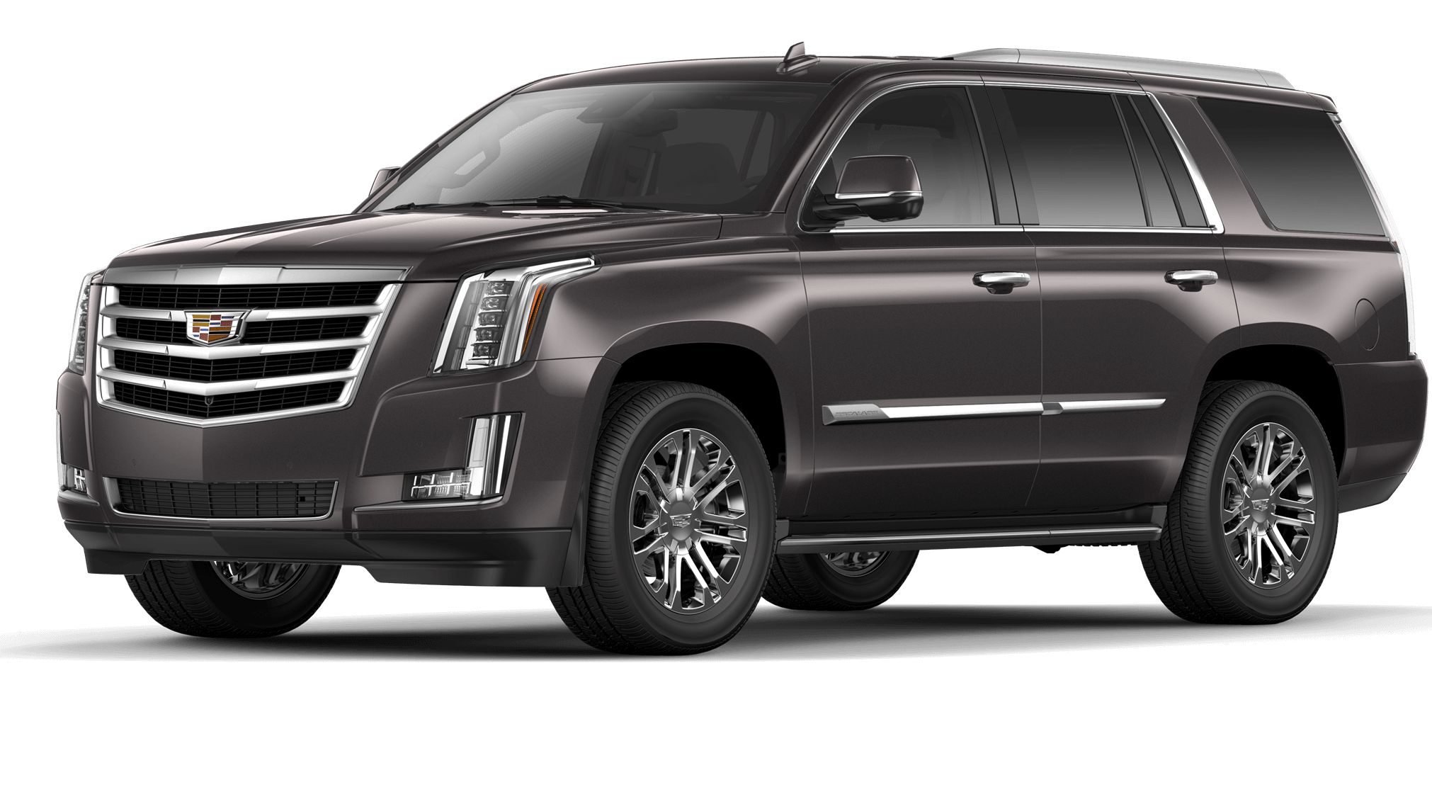 Cadillac Escalade Dark Granite Metallic