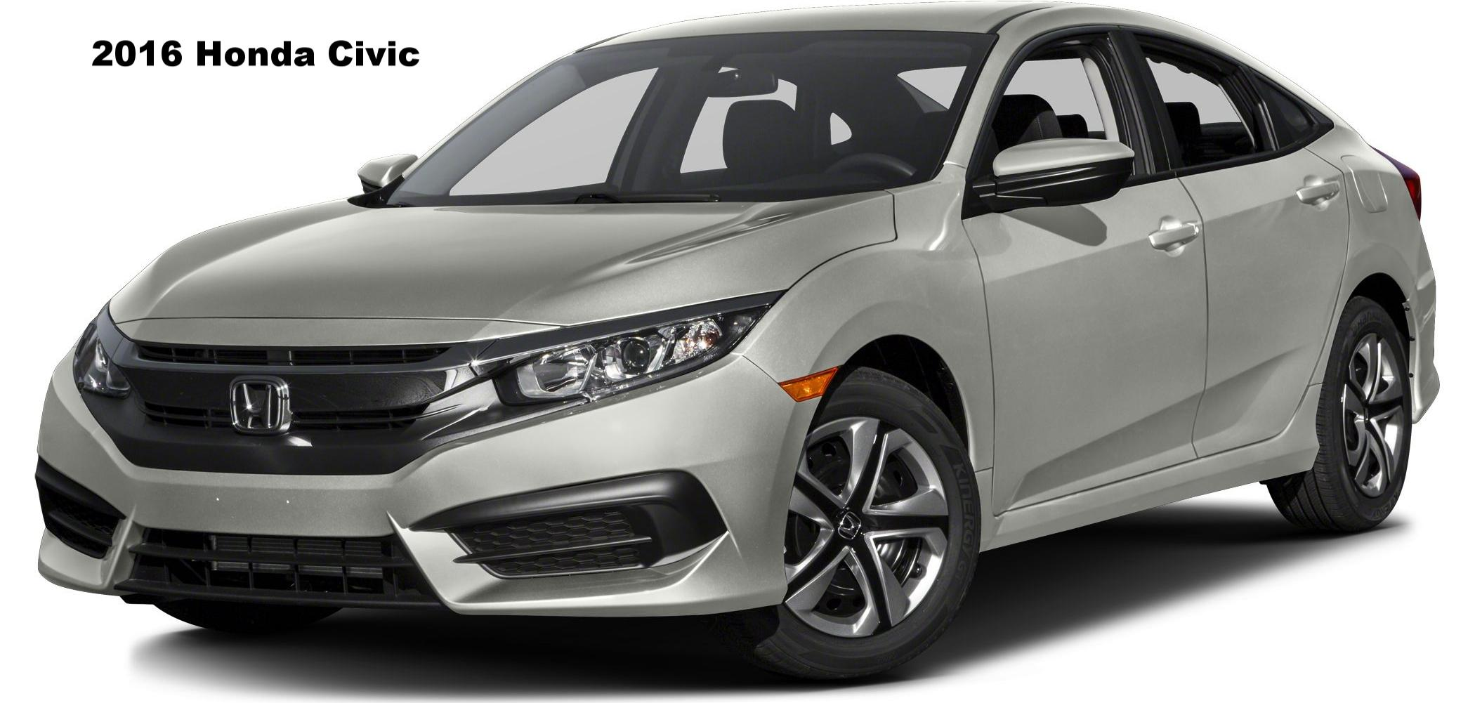 2016 Honda Civic Winnipeg