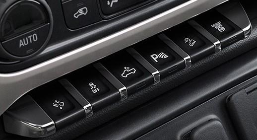 2017 GMC Sierra HD Towing Options