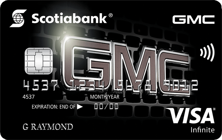 GM Visa Credit Card Application Winnipeg