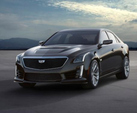 2018 Cadillac CTS Brochure