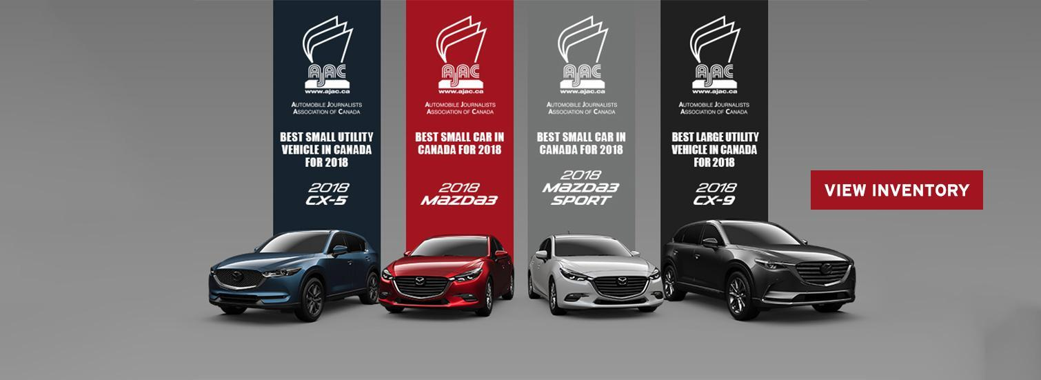 2018 AJAC Award Winners