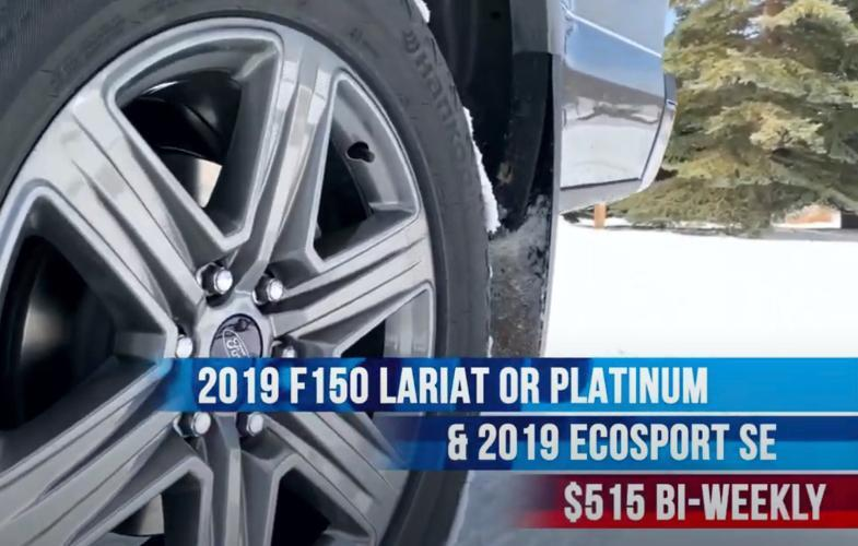 Bogo F-150 Platinum | EcoSport Offer at Metro Ford, Calgary Dealership