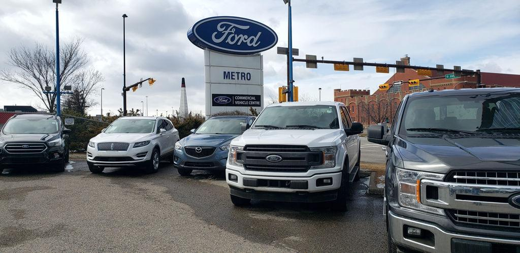 Used cars, trucks and suvs for sale at Metro Ford in Calgary, Alberta