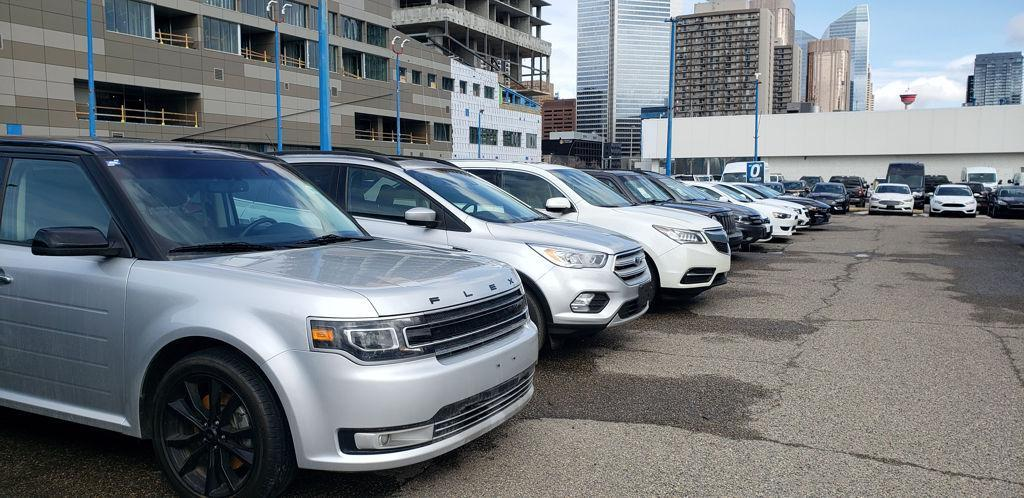 Used Ford, Acura and Jeep vehicles for sale at Metro Ford, Calgary, Alberta