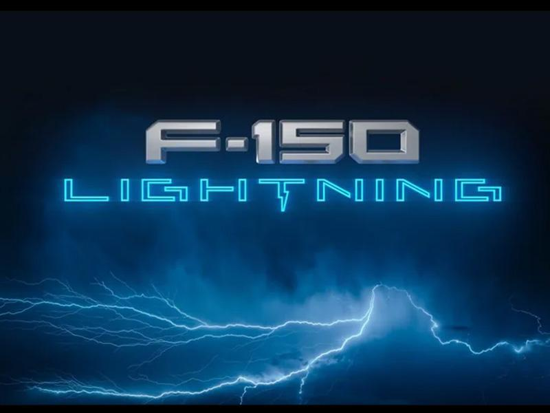 2022 F-150 Lightning at Metro Ford Calgary