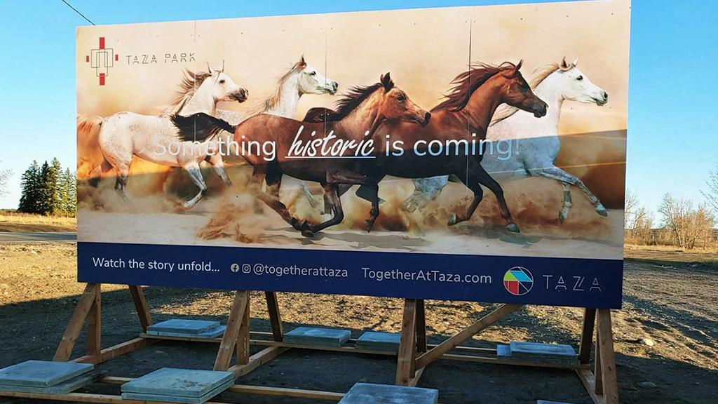 Metro Ford Something Historic is coming to Taza Park
