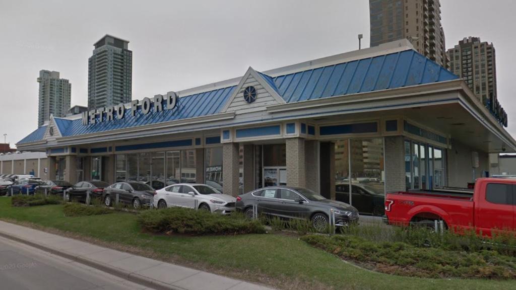 Metro Ford Calgary Alberta 2015