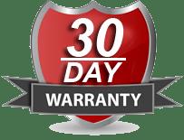 30 Day / 2,000 Warranty