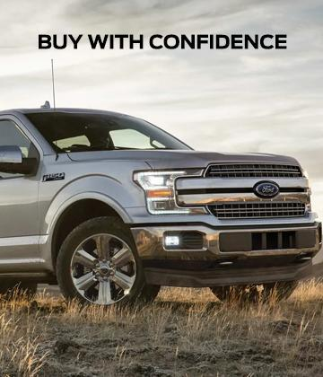 Ford Home Buy With Confidence