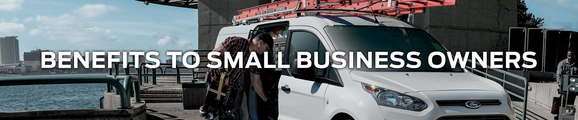 Benefits to Small Business Owners