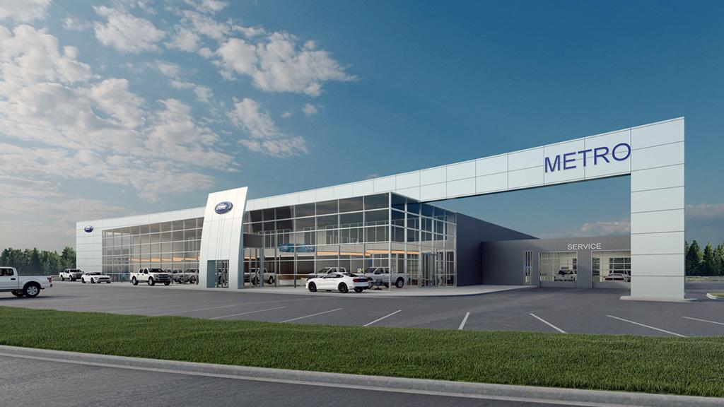 Metro Ford Signature Concept