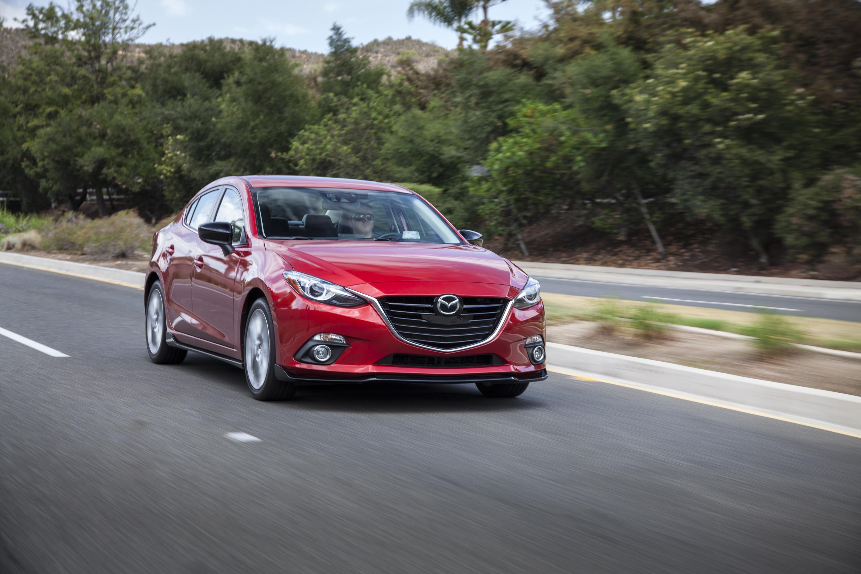Mazda 2016 Mazda3 image