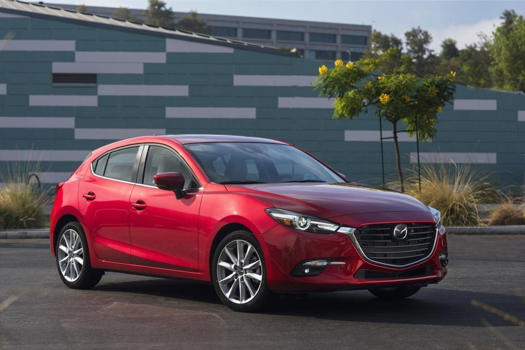 Mazda 2017 Mazda3 Trim Levels Explained image