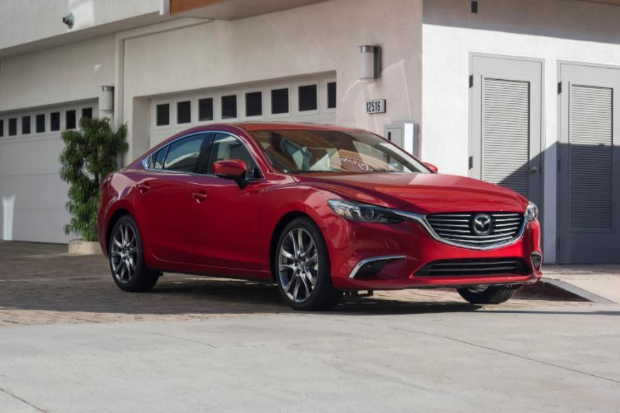 Mazda 2017 Mazda6 Features For Summer Road Trips image