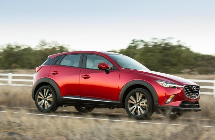 Mazda Key Features of the 2017 Mazda CX-3 image