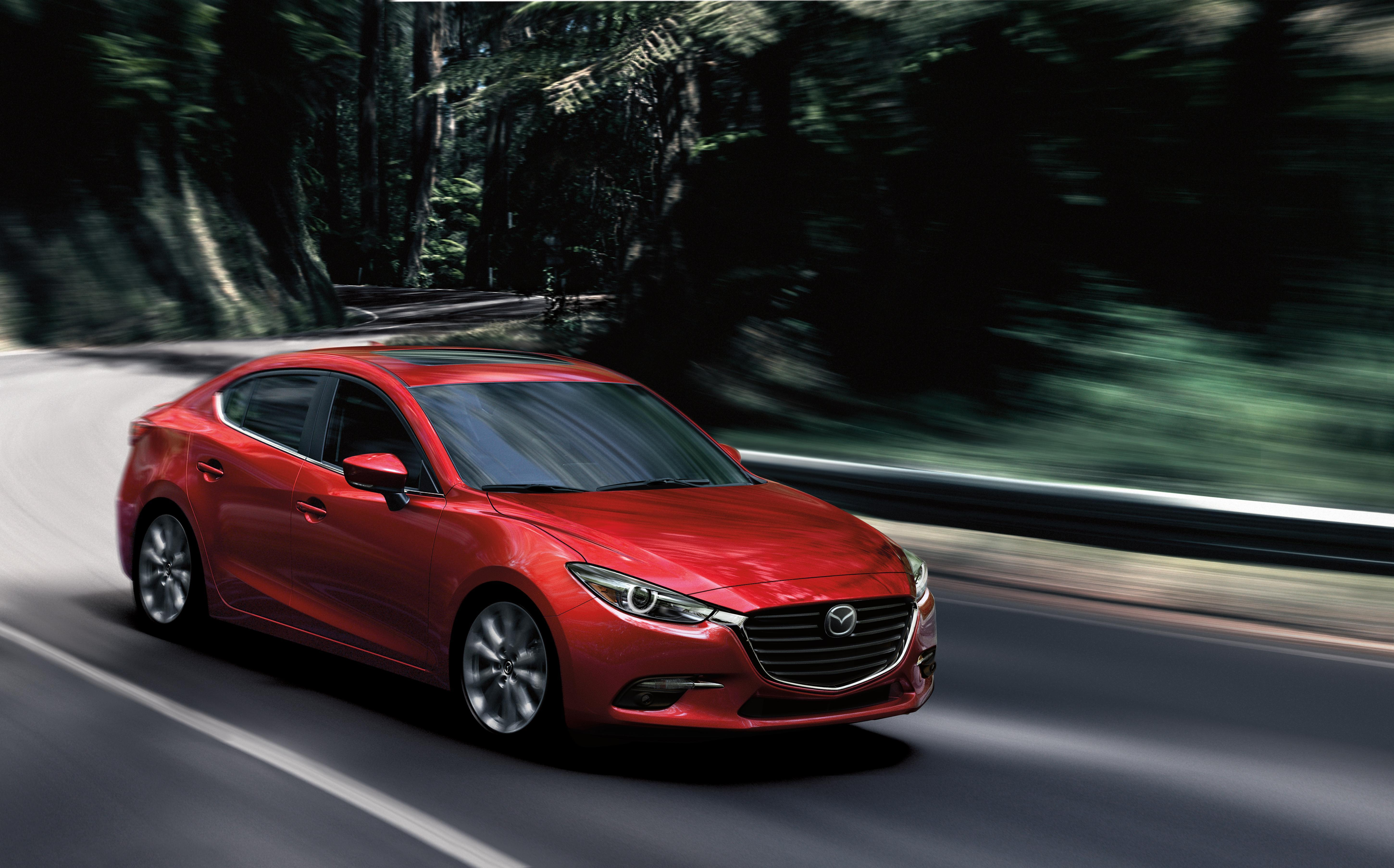 What to Expect from the 2019 Mazda3