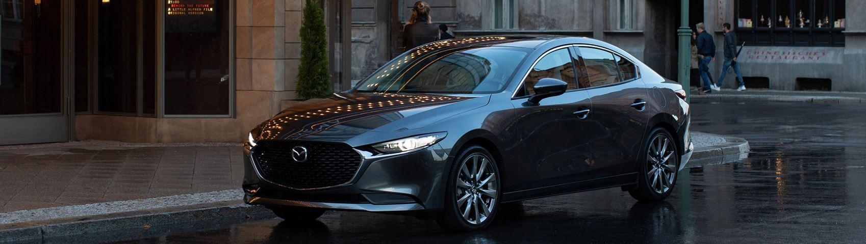 2019 Mazda 3 Trims