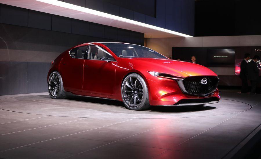 2019 Mazda3 Trims