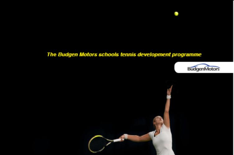 Budgen Motors Schools Tennis Development Programme