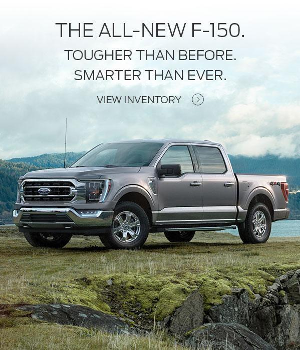2021 Ford F-150   Pinewood Park Ford