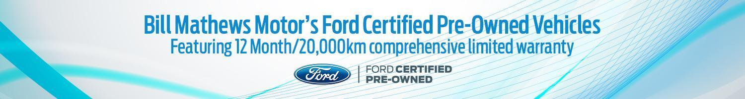 Ford Certified Pre-Owned Inventory CPO