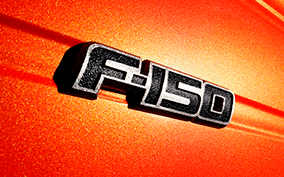 Ford F-150 ALL F-SERIES