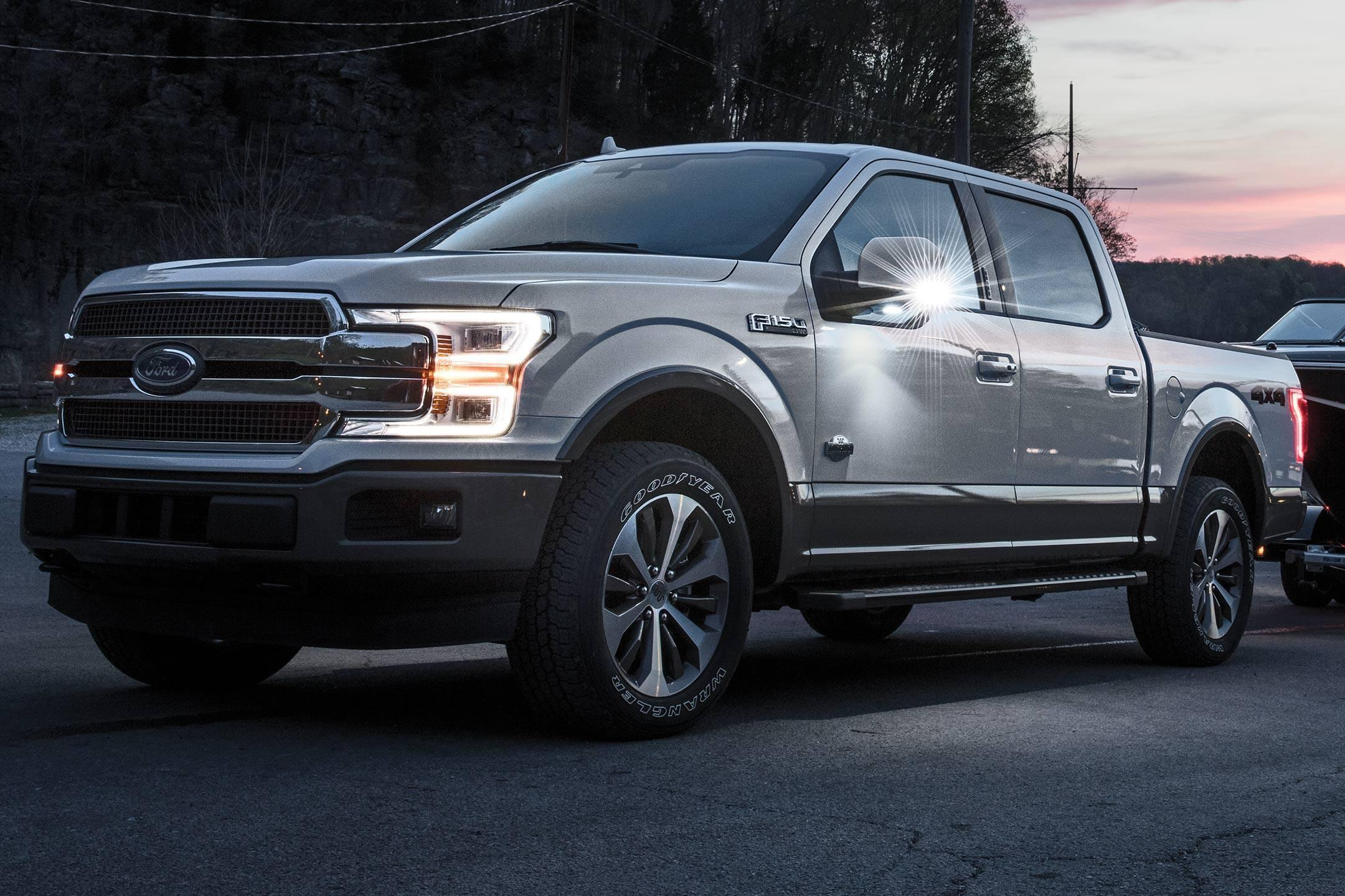 New Ford trucks in St. John's NL
