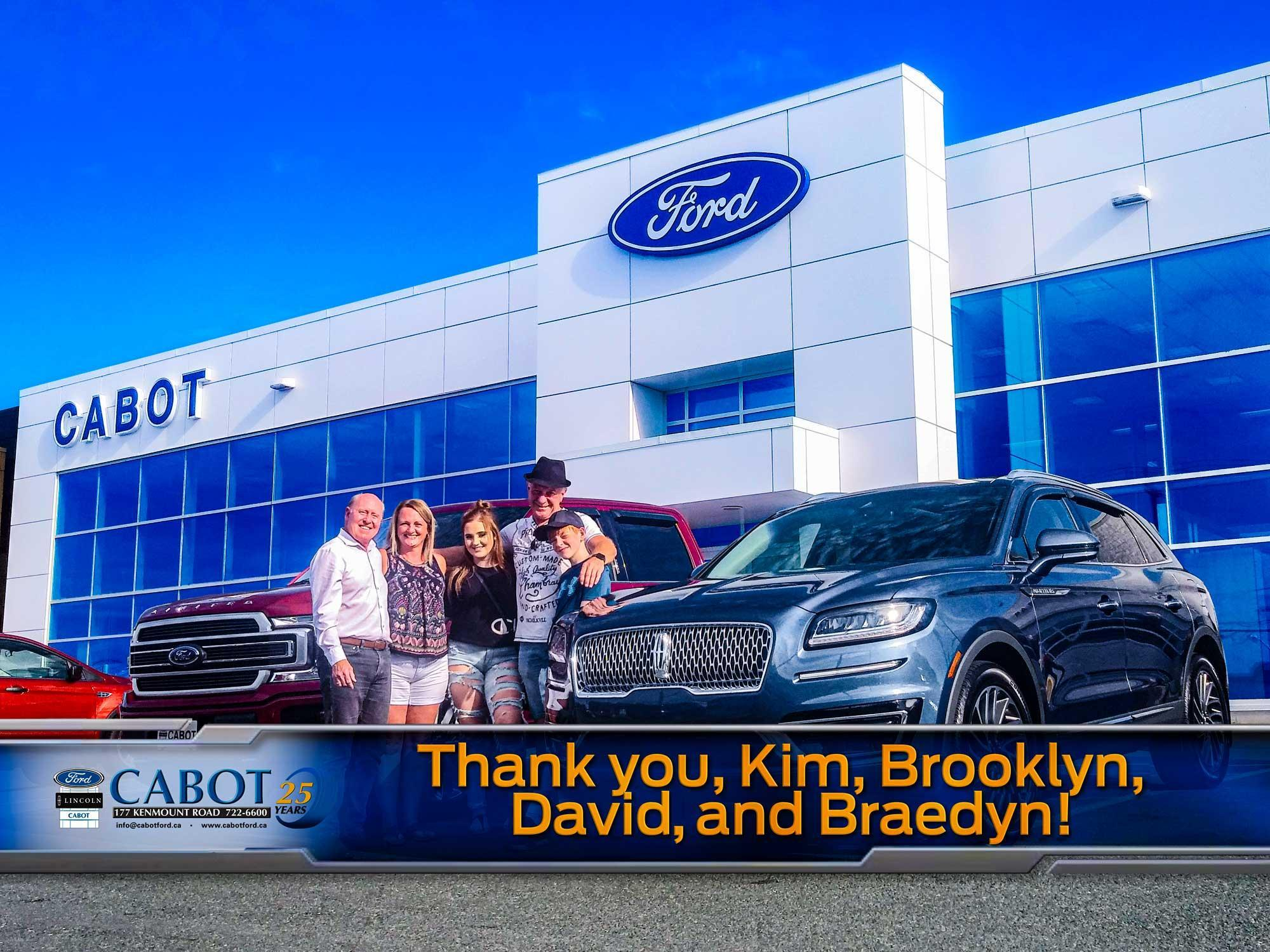 Ford Meet Some of Our F-150 Customers image
