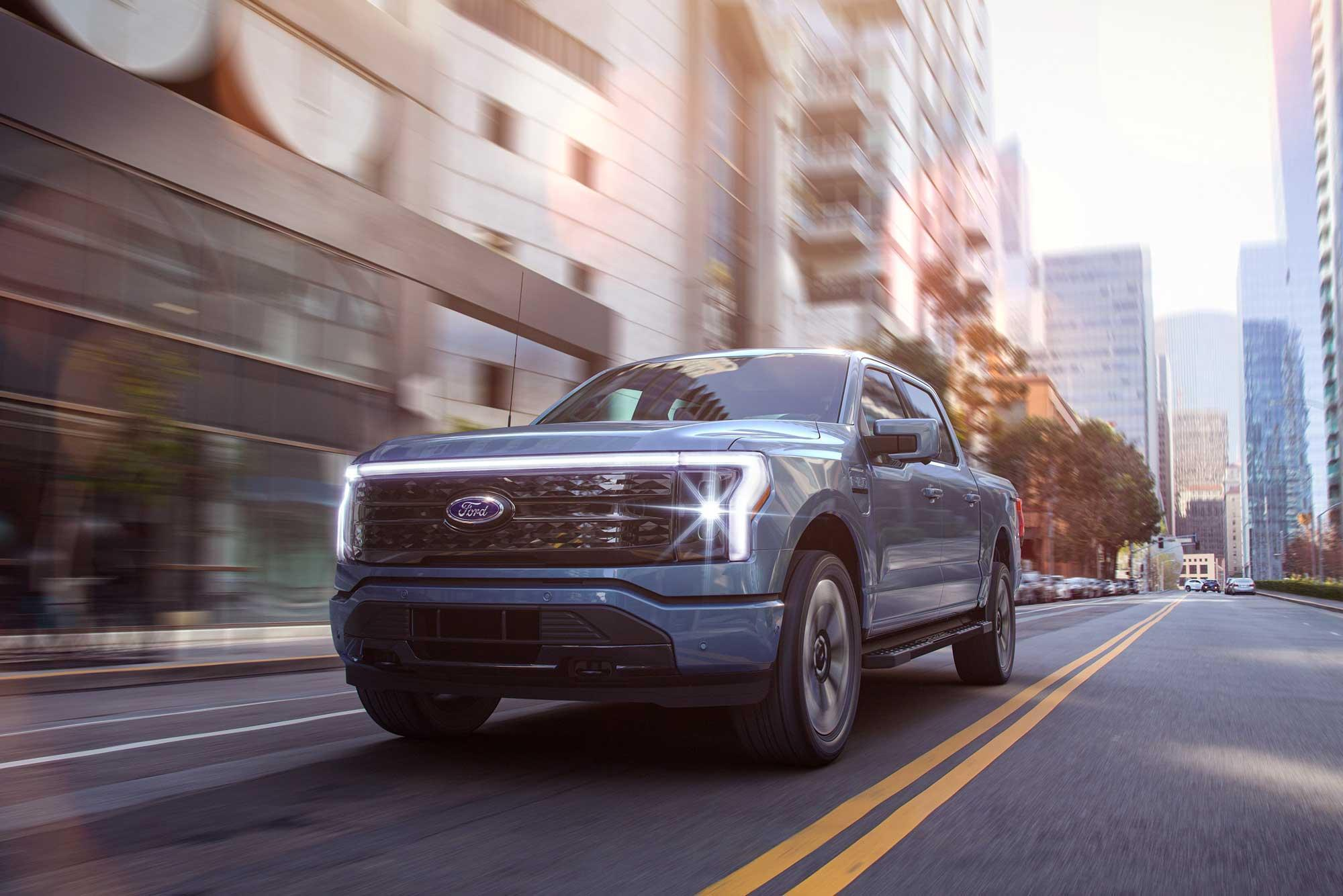 Pre-Order the F-150 Lightning at Cabot Ford Lincoln