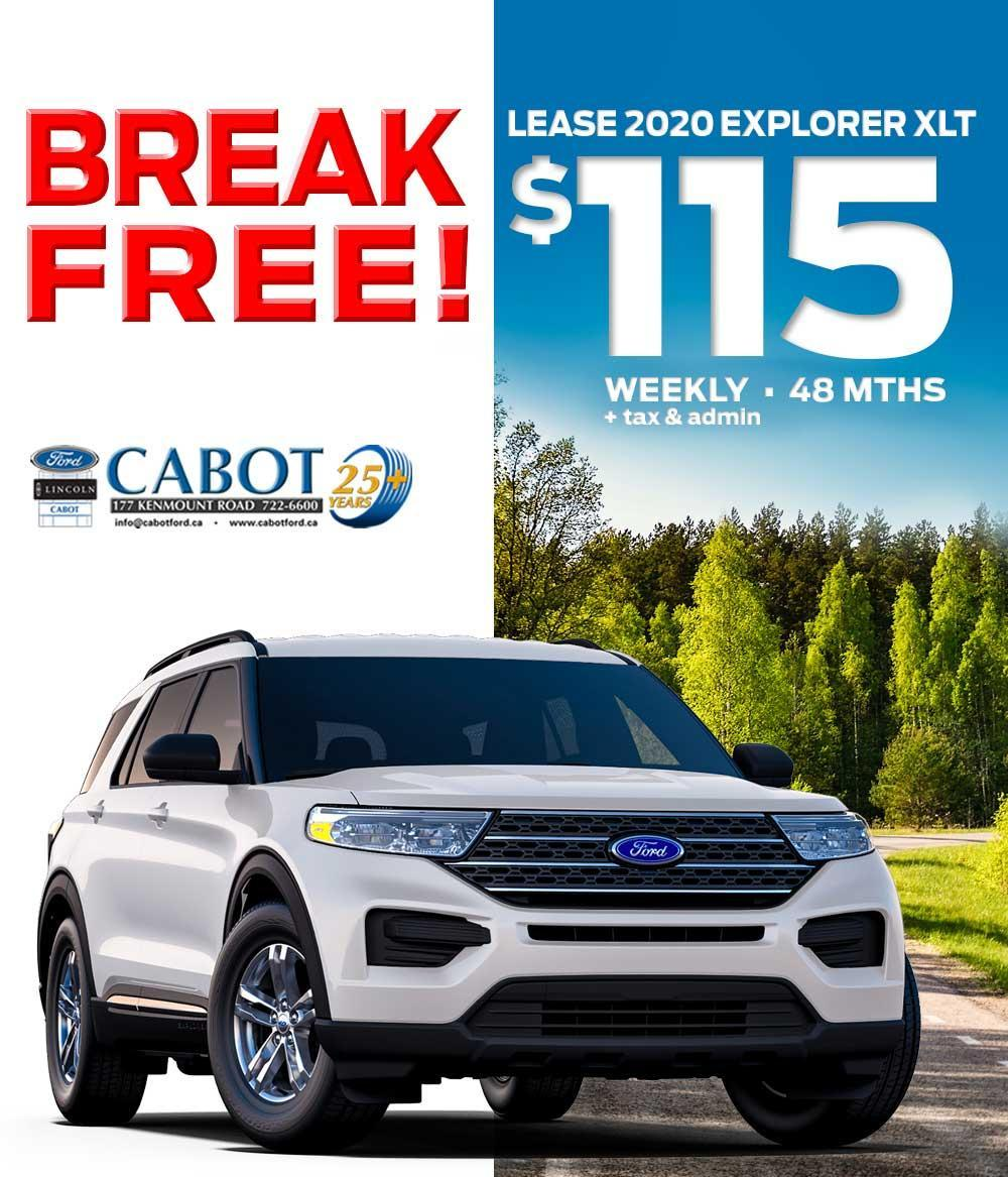 THIS DEAL IS TOO GOOD TO MISS!  Just $115 weekly + tax and admin for this spacious, stylish SUV that is winning hearts!
