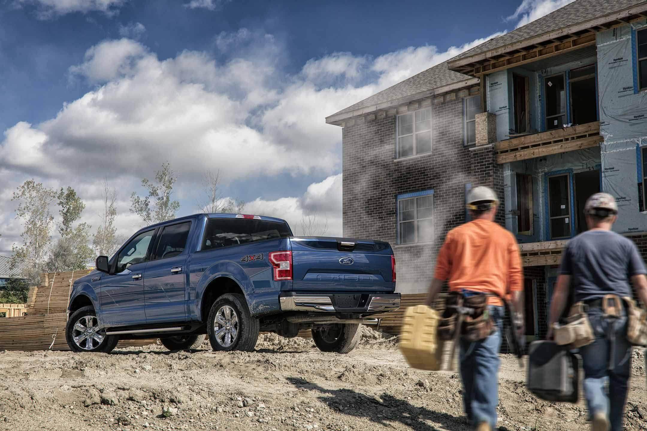 Ford F-150 Truck Photo Tour image