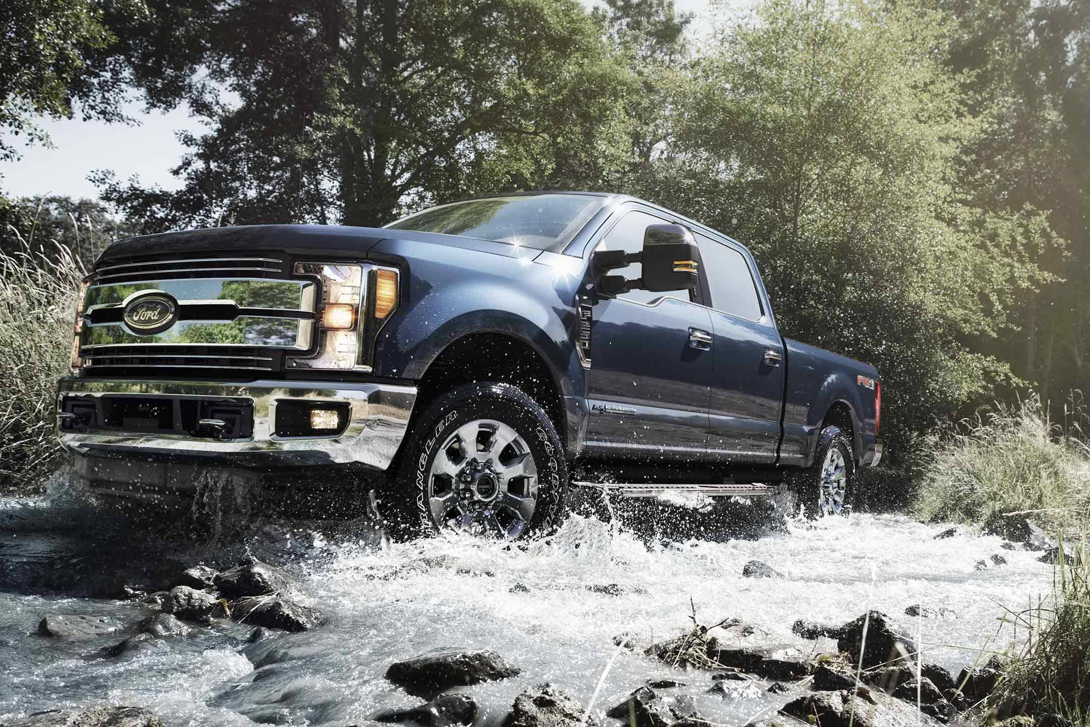 Ford F-250 image