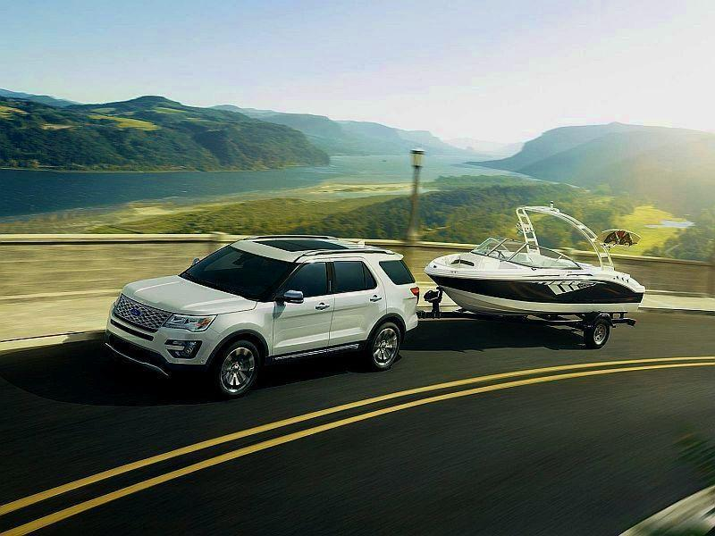 Ford Cabot Family: Explorer Edition image