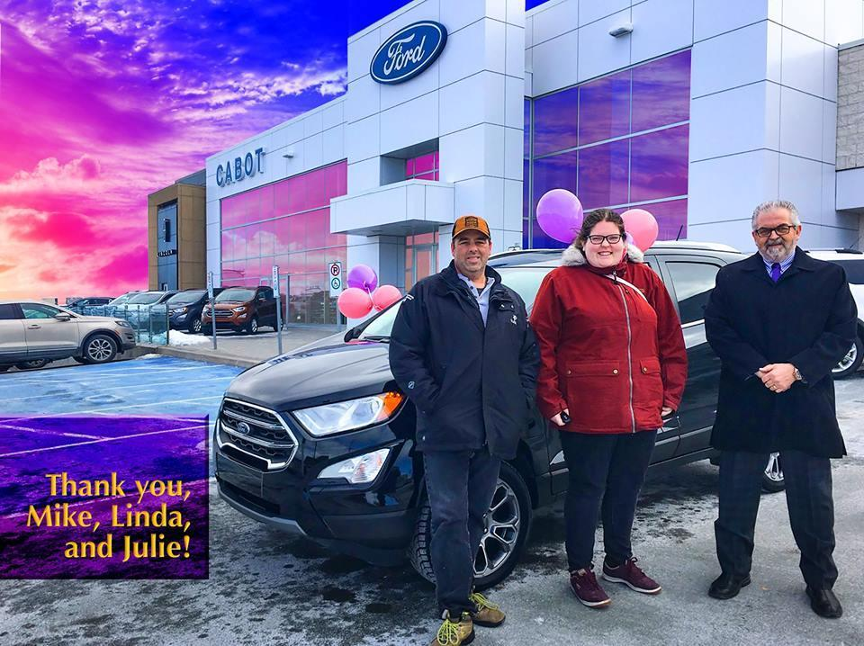New Ford SUVs in St. John's
