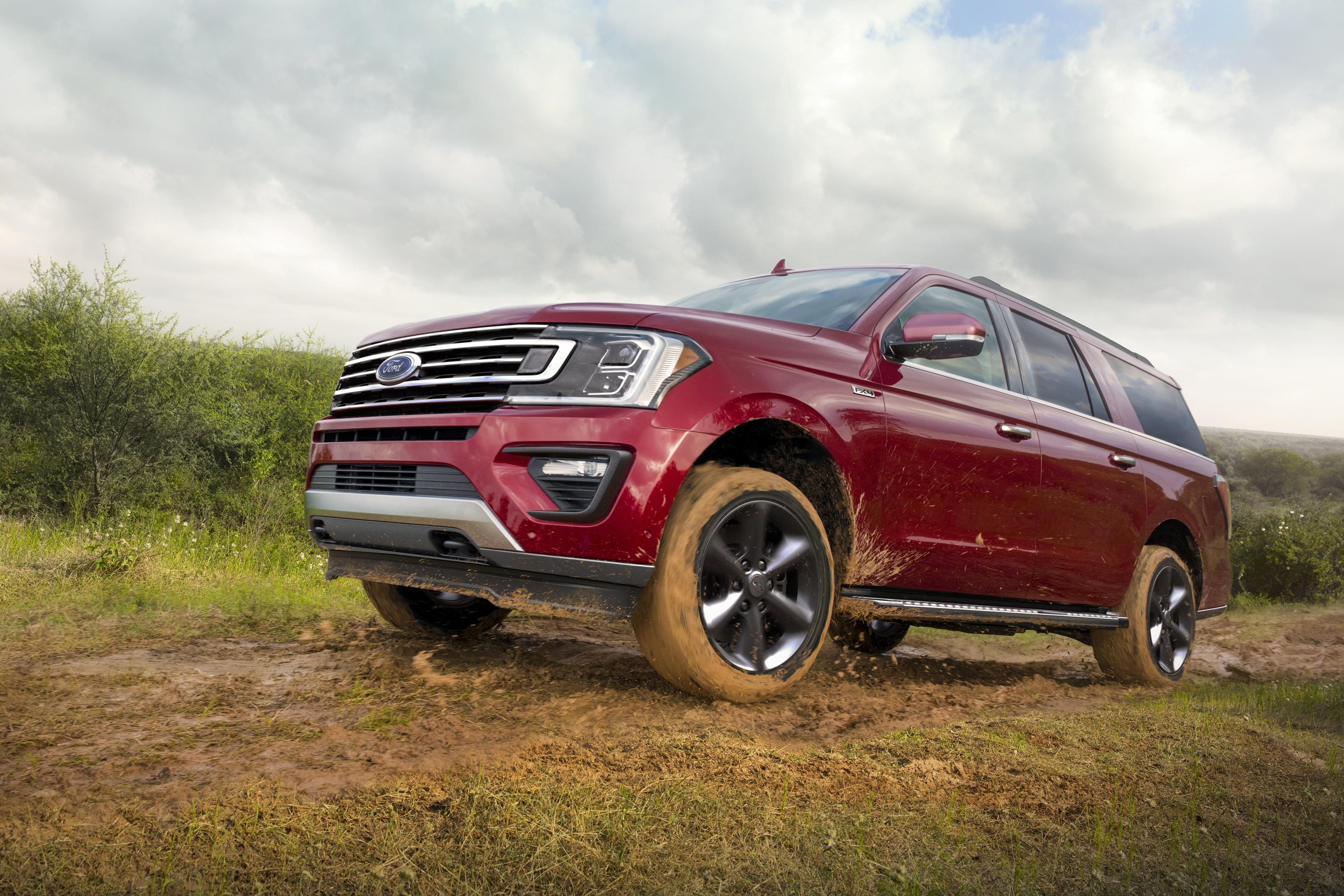 Large SUVs in Newfoundland and Labrador
