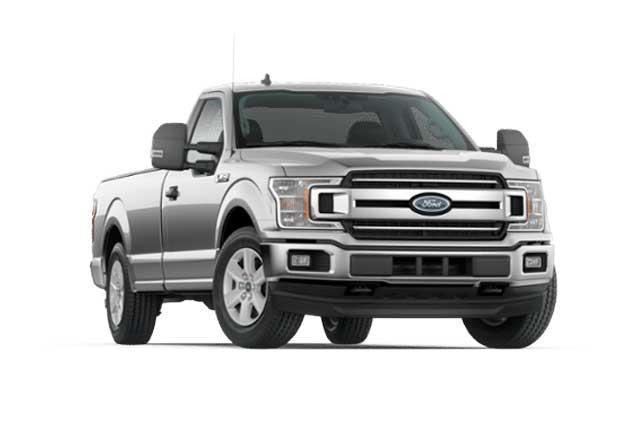 Ford Trucks in St. John's image