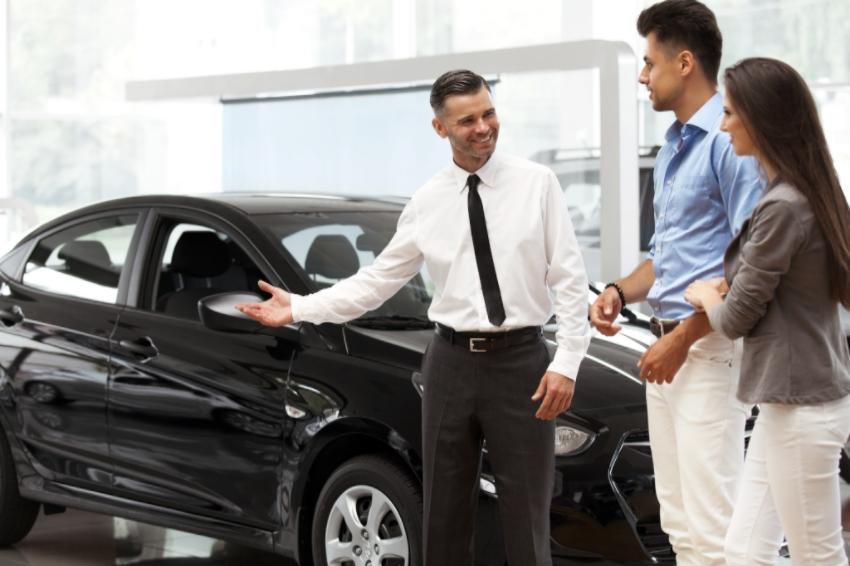 Ford Sales Consultants at North Star Ford Sales (Cochrane)