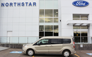 Ford & Lincoln Ford Transit Connect Wagon at North Star Ford Sales Limited
