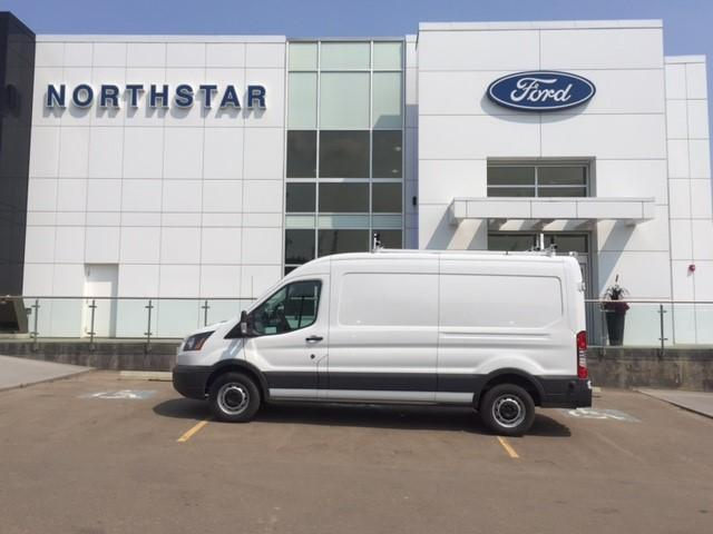 Transit Van Northstar Ford Fort McMurray