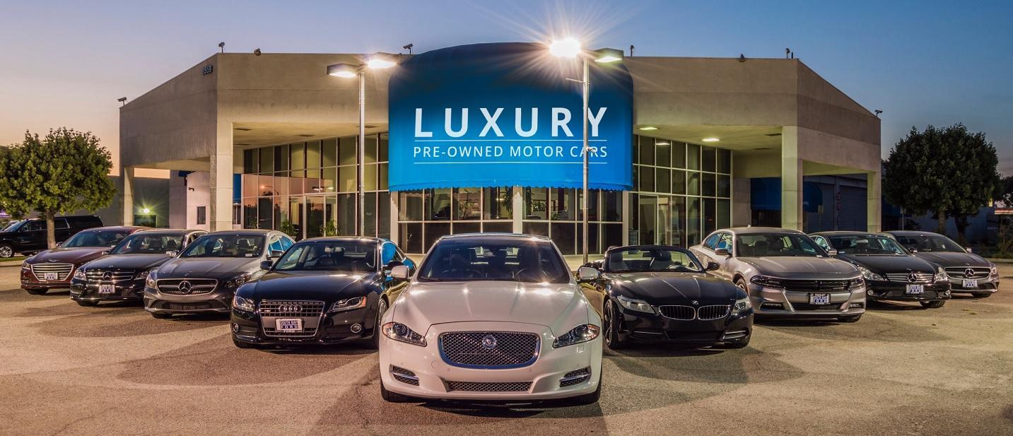 Luxury Pre-Owned Motor Cars