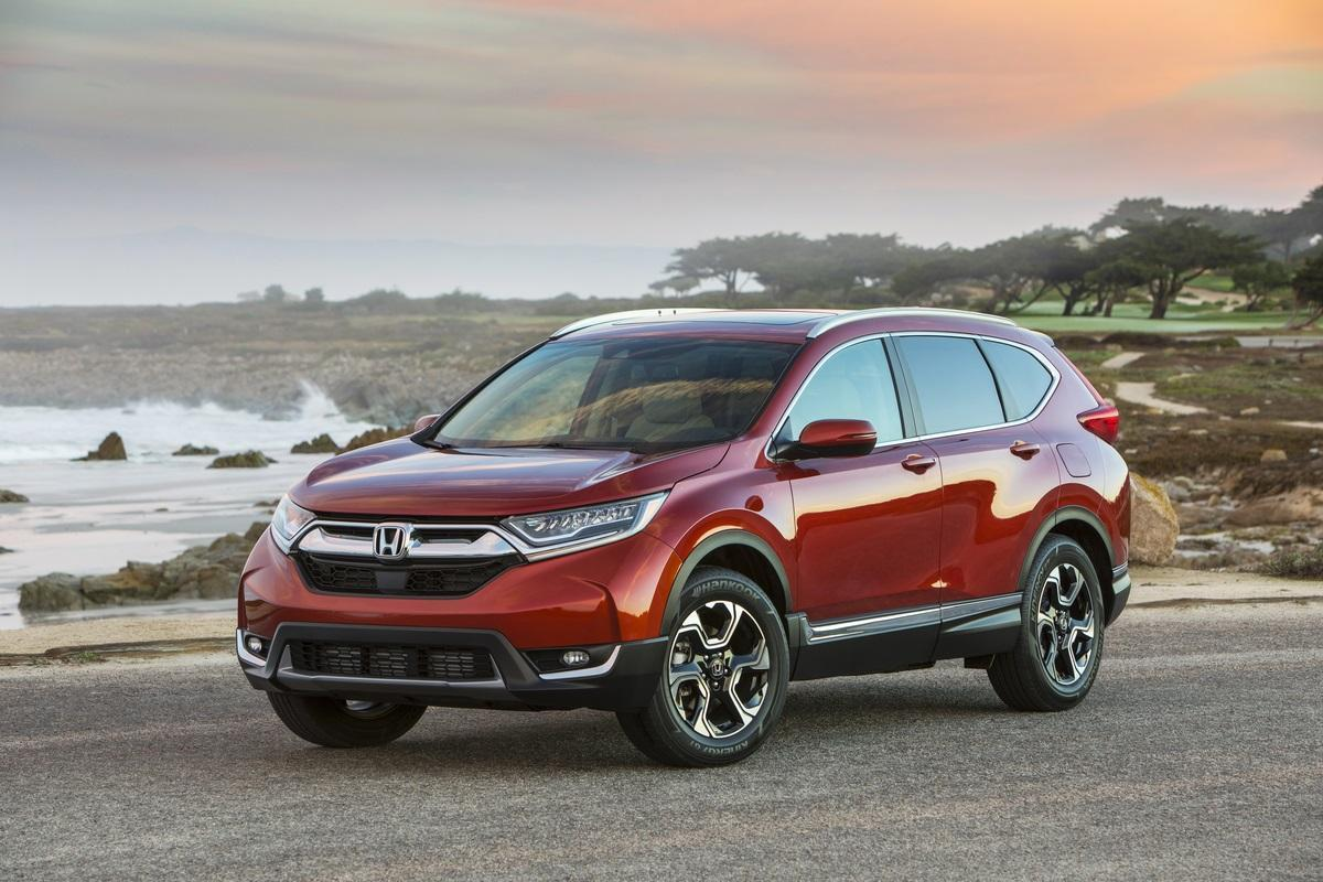 2017 Honda CR-V image
